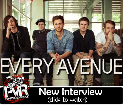 Punkvideosrock | Every Avenue Interview!