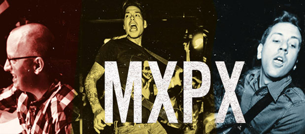 MxPx Dying Scene Session! Acoustics and Interview!