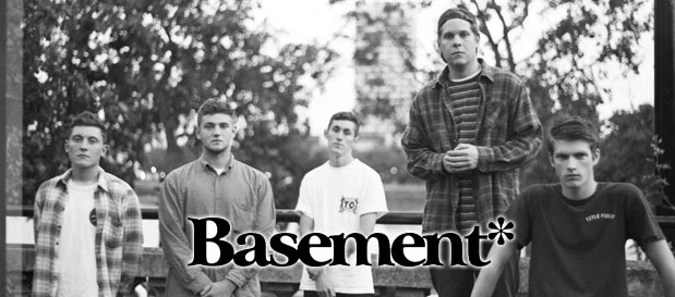 Basement Release Title and Artwork for 2nd LP. US Tour dates