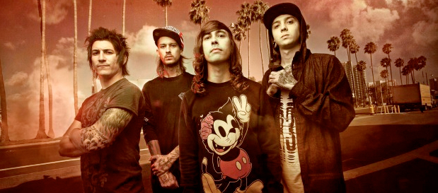"Pierce The Veil release ""Props & Mayhem"""