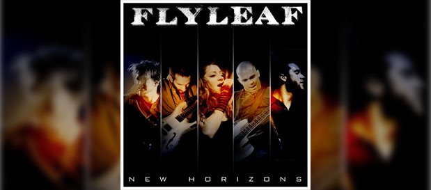 "Flyleaf Stream New Single  ""New Horizons"""