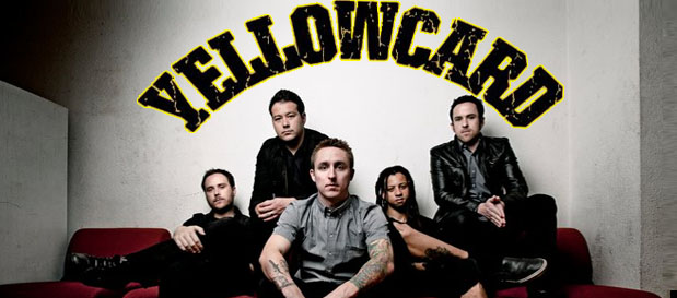 Yellowcard Streaming Upcoming Album Southern Air