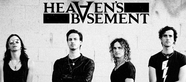 "Heaven's Basement reveal new single ""Fire, Fire"""