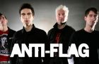 "Anti-Flag Announce ""Live and Acoustic In Vienna"""
