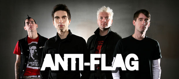 "Anti-Flag Release New Track ""Response To Violence In Charlottesville"