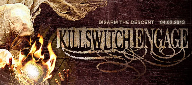 Killswitch Engage Album Cover keywords and pictures