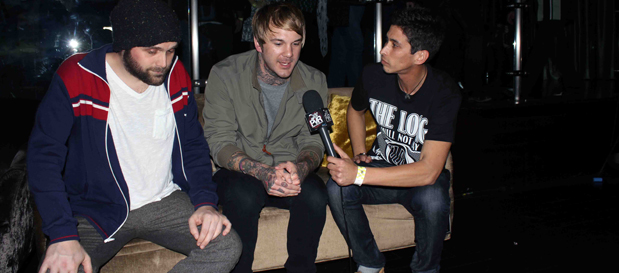 Chiodos talk new album, Vans Warped Tour and more with @RobertHerrera3