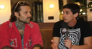 Jepha of The Used talks New Music Video, DVD, Tours, and Music w/ @RobertHerrera3