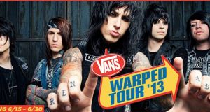 Falling In Reverse Announce Warped Tour 2013 Dates