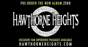 "Hawthorne Heights Posts ""Zero"" Album Teaser"