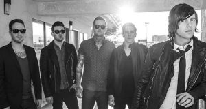 "Sleeping With Sirens Post ""Alone"" featuring Machine Gun Kelly"