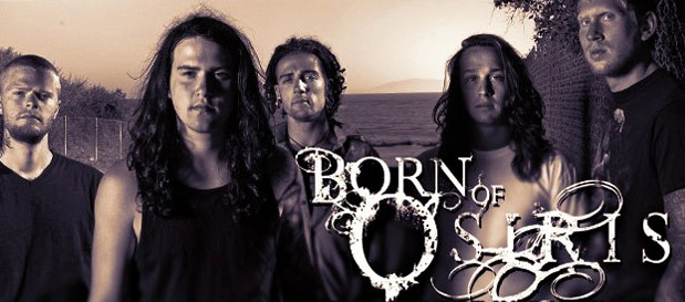 """Divergency Official Music Video: Born Of Osiris Debut """"Divergency"""" Lyric Video"""
