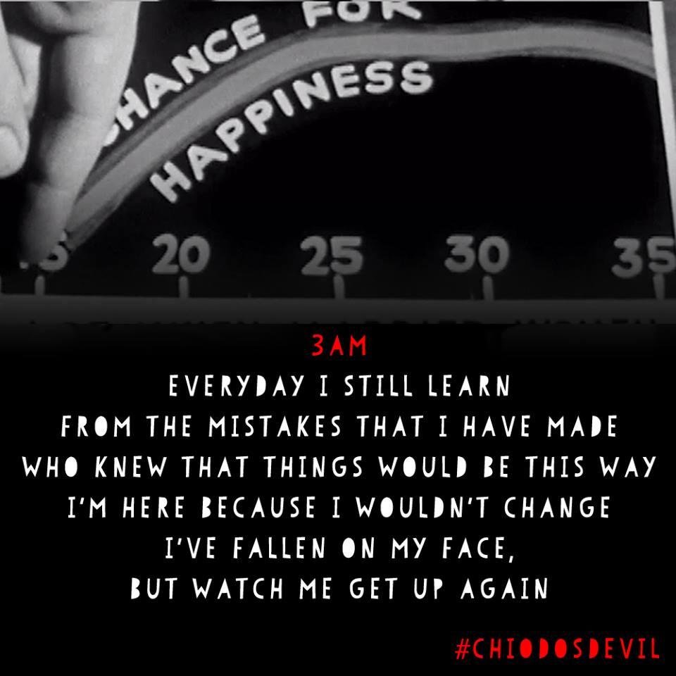 3 am lyrics: