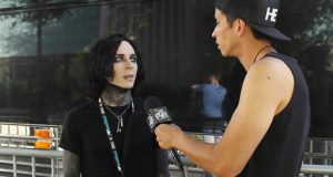 Motionless In White talk new album 'Reincarnate' w/ @RobertHerrera3