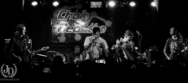 Saosin Reunion Show Videos (Live at Chain Reaction)