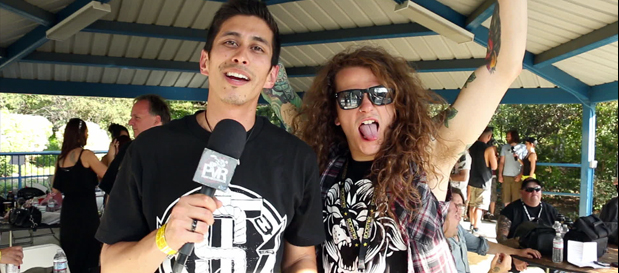 "Miss May I's Levi Benton talks ""Rise Of The Lion"" and hints tour plans w/ @RobertHerrera3"