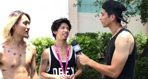 ONE OK ROCK talk new album & 5 Seconds Of Summer w/ @RobertHerrera3