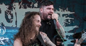 Suicide Silence Photo Gallery Rockstar Mayhem Festival San Bernardino