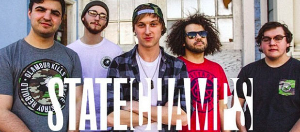 State Champs To Release 'The Acoustic Things' On Pure Noise Records ...