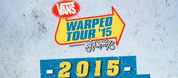 2016 'Vans Warped Tour' Cities & Dates Revealed | Theprp.com – Metal ...