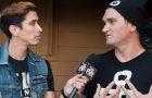 Jordan Pundik of New Found Glory talks 'Resurrection,' and humble beginnings w/ @RobertHerrera3
