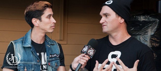 Jordan Pundik of New Found Glory talks 'Resurrection,' and humble beginnings w/ @RobertHerrera3