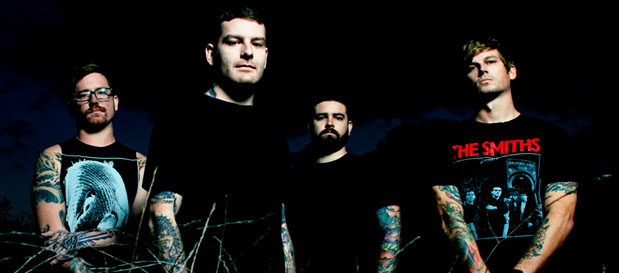 "Senses Fail Debut ""In Your Absence"" Title Track"