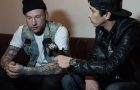 Jonny Craig talks new album, Slaves and Pierce The Veil w/ @Robertherrera3