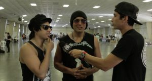Escape The Fate talk recording process for new album w/ @RobertHerrera3
