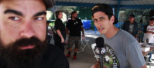 Finch on Rocking with Dave Chappelle & Method Man, Talk New Album w/ @RobertHerrera3