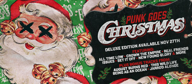 Punkvideosrock | Punk Goes Christmas Deluxe Edition Coming Soon