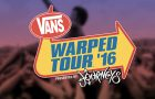 New Found Glory, Yellowcard, Good Charlotte Tons more To Play Warped Tour 2016 Tickets Available Now