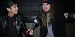 """While She Sleeps Talk Writing With No Voice & Recording """"Trophies of Violence"""" w/ @RobertHerrera3"""