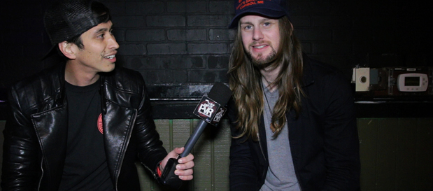 "While She Sleeps Talk Writing With No Voice & Recording ""Trophies of Violence"" w/ @RobertHerrera3"