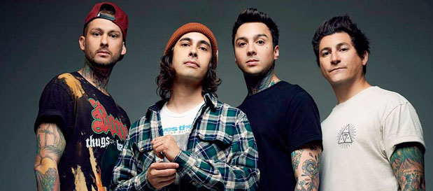 Pierce The Veil Announce 'The Made To Destroy Tour' North American Fall Tour