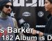 Travis Barker Confirms BLINK 182 ALBUM is Done! Interview w/ @RobertHerrera3