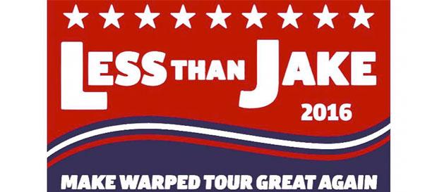 less than jake tour