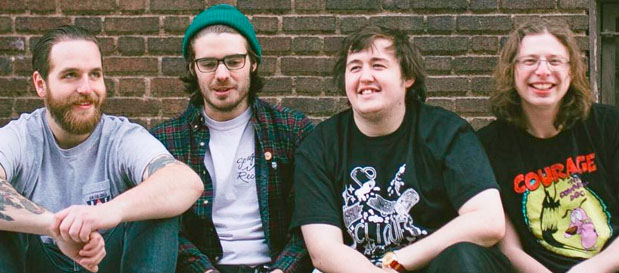 "Modern Baseball Debut Cinematic Music Video for ""Wedding Singer"""