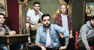 """A Day To Remember Debut B-Side """"In Florida"""""""