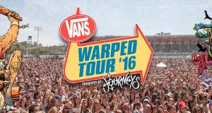 Warped Tour Day 1 Live Broadcast – Dallas, Tx