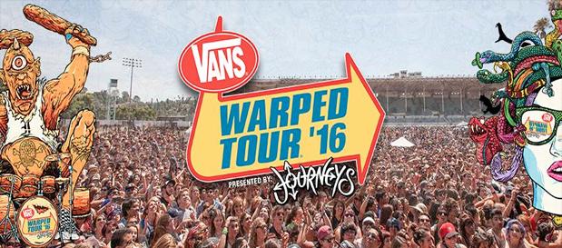 Weezer Warped Tour
