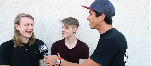 As It Is talk Recording New Album, Pierce The Veil & Blink 182 w/ @RobertHerrera3