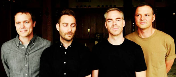 "American Football Debut ""Home Is Where The Haunt Is"""