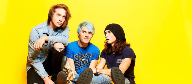 "Waterparks Debut New Music Video For ""Gloom Boys"""