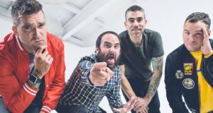 "New Found Glory Debut ""Happy Being Miserable"" Music Video off Upcoming Album"