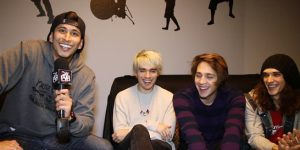 WATERPARKS on Recording Debut Album 'Double Dare' w/ @RobertHerrera3