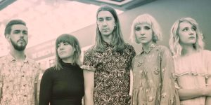 """Eisley Debuts """"Louder Than a Lion"""" Featuring Anthony Green"""