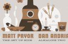 Stream Dan Andriano/Matt Pryor Split 7″