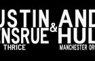 Tour: Dustin Kensrue (Thrice) and Andy Hull (Manchester Orchestra)