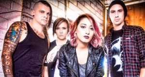 "Eyes Set To Kill Debut New Single, Announce New Members, ""Break Into Action"" Tour"